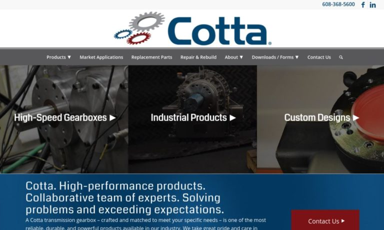 Cotta Transmission Company