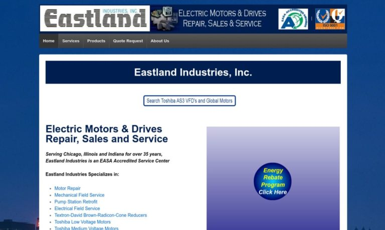 Eastland Industries, Inc.