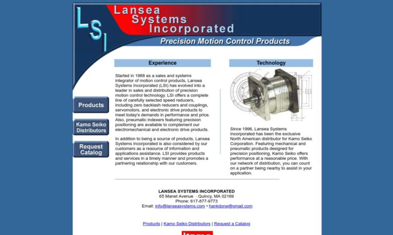 Lansea Systems Incorporated