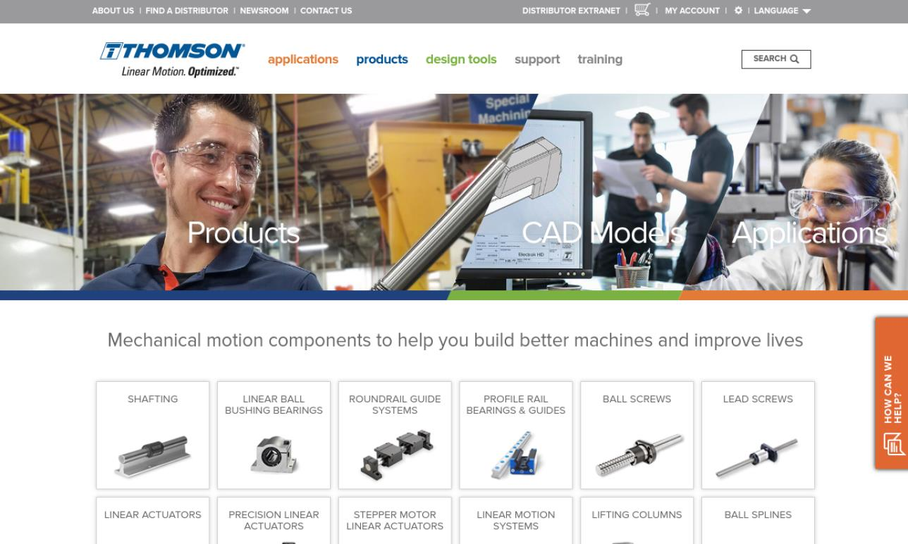 Thomson Linear Motion