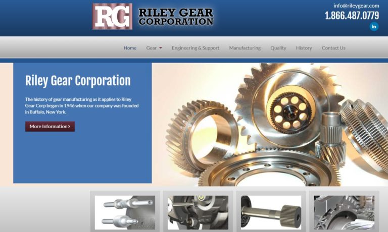 Riley Gear Corporation